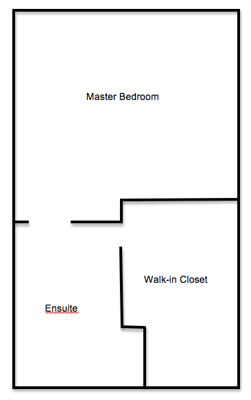Master Bedroom Plans After